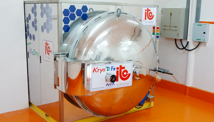 Kryo'D Fz - Industrial Refrigeration, Freezing and Cold Storage Systems by ITC GROUP