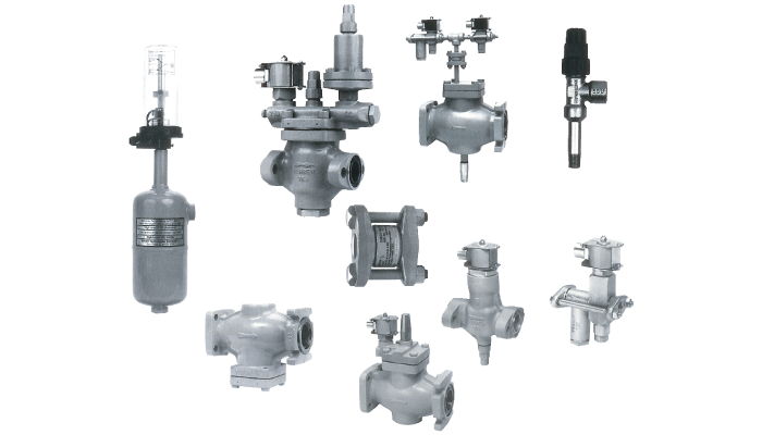 Refrigerant Control Valve - Industrial Refrigeration, Freezing and Cold Storage Systems by ITC GROUP