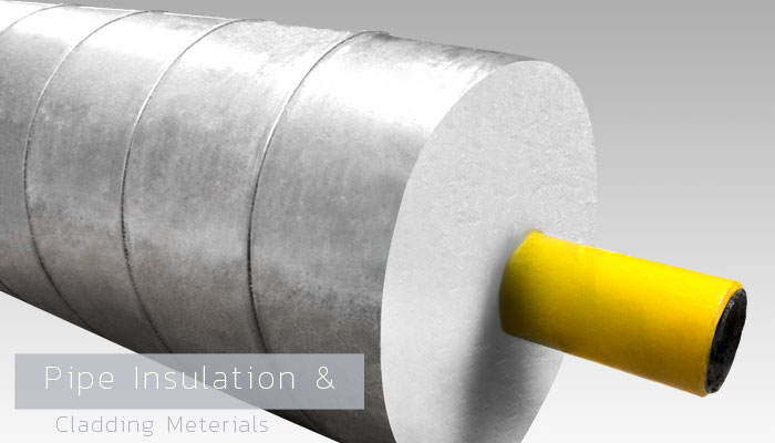 Pipe Insulation & Cladding Materials - Industrial Refrigeration, Freezing and Cold Storage Systems by ITC GROUP