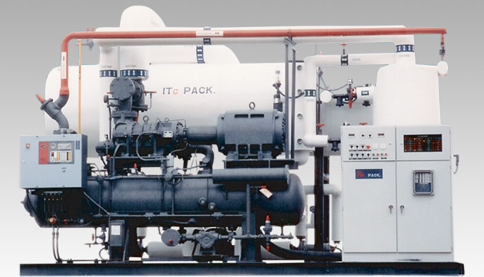 Packaged Unit - Industrial Refrigeration, Freezing and Cold Storage Systems by ITC GROUP