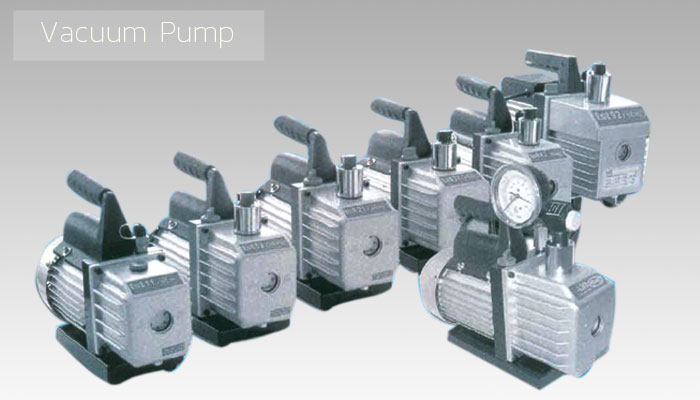 Vacuum Pump - Industrial Refrigeration, Freezing and Cold Storage Systems by ITC GROUP