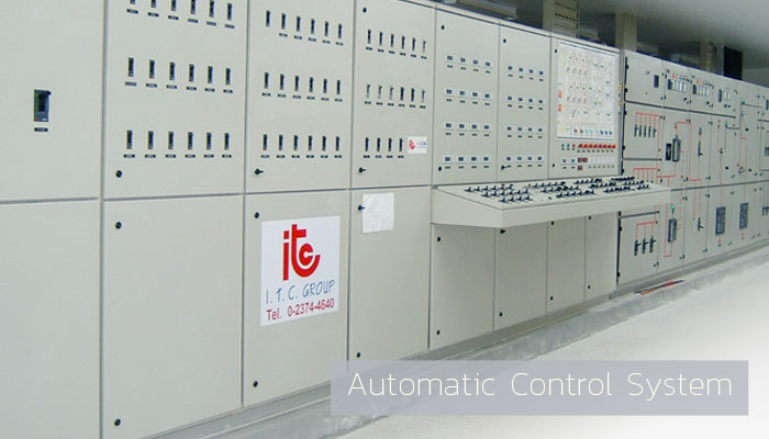 Automatic Control System (ITCLink) - Industrial Refrigeration, Freezing and Cold Storage Systems by ITC GROUP