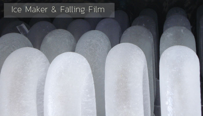 Ice Maker & Falling Film - Industrial Refrigeration, Freezing and Cold Storage Systems by ITC GROUP