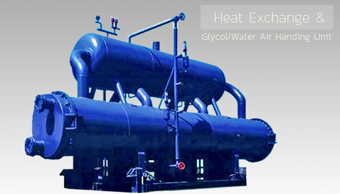 Heat Exchanger & Glycol/Water Air Handling Unit - Industrial Refrigeration, Freezing and Cold Storage Systems by ITC GROUP