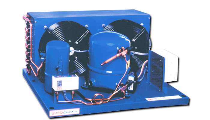 Air Cooled Condensing Unit (HAM) - Industrial Refrigeration, Freezing and Cold Storage Systems by ITC GROUP