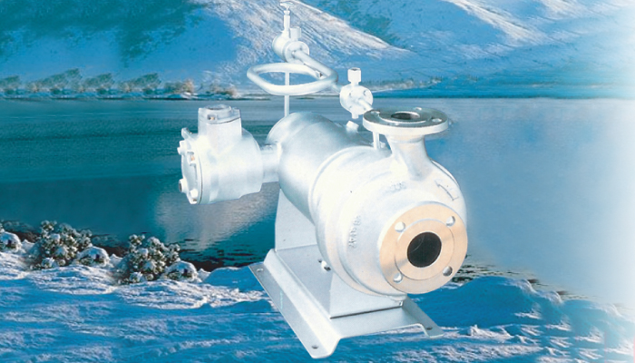 Ammonia Pump - Industrial Refrigeration, Freezing and Cold Storage Systems by ITC GROUP