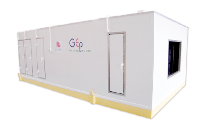 GEP Air Handling Unit - Industrial Refrigeration, Freezing and Cold Storage Systems by ITC GROUP