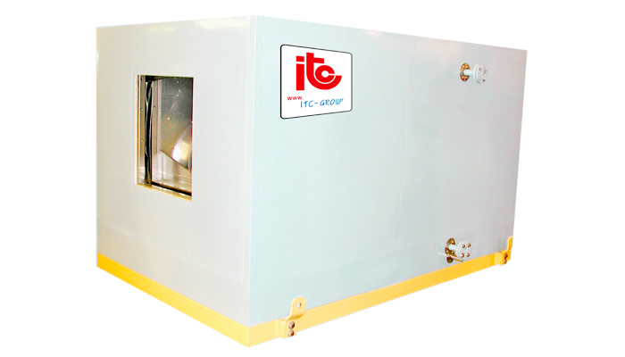 ITC Heat Pump - Industrial Refrigeration, Freezing and Cold Storage Systems by ITC GROUP