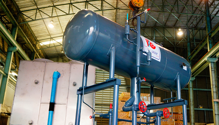 Low Side Separator or Pump Package - Industrial Refrigeration, Freezing and Cold Storage Systems by ITC GROUP