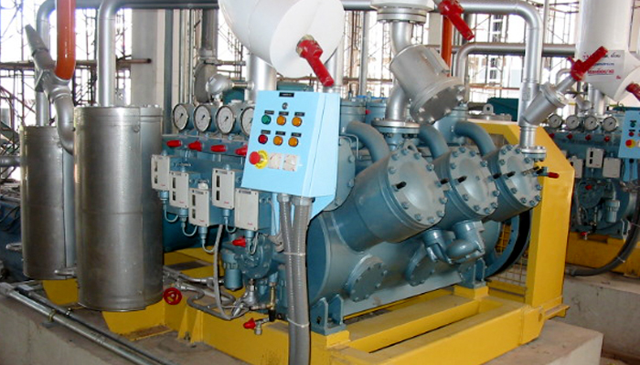 Reciprocating Compressor - Industrial Refrigeration, Freezing and Cold Storage Systems by ITC GROUP